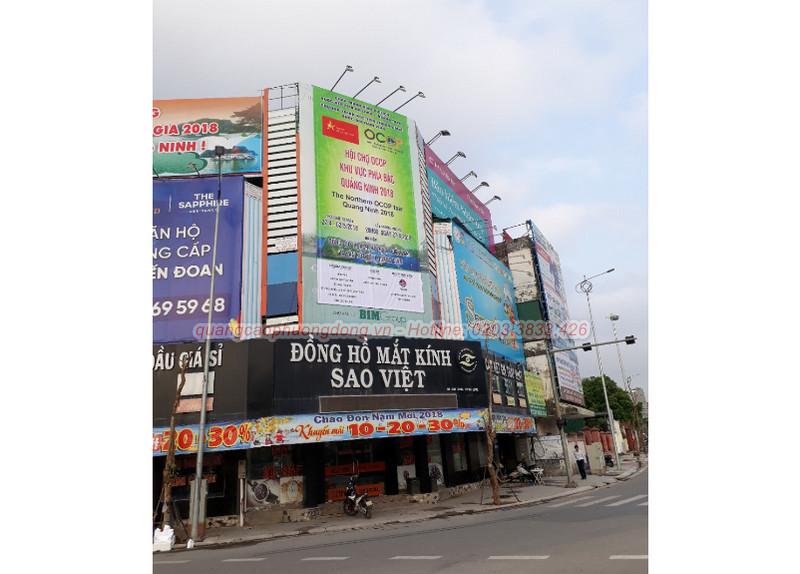Cho thuê quảng cáo Billboard - Pano Trivision