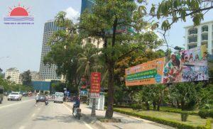 Treo băng rôn banner quảng cáo trọn gói
