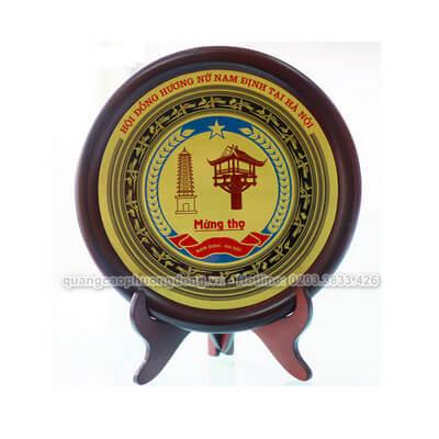 Biểu trưng đĩa đồng