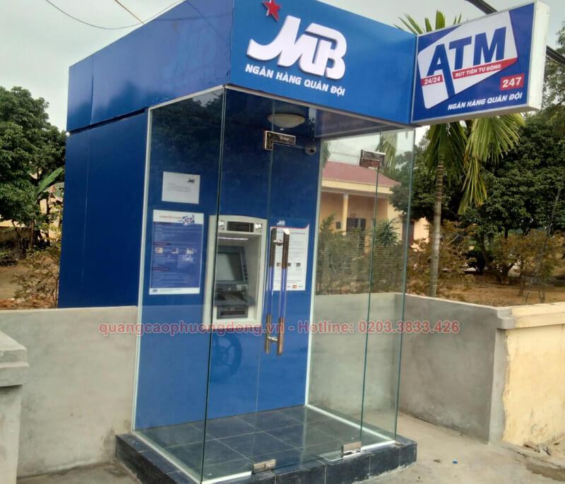 cây rút tiền ngân hàng MB tại Quảng Ninh