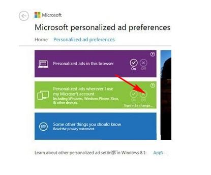 Tắt quảng cáo trên điện thoại Windows Phone (Lumia)