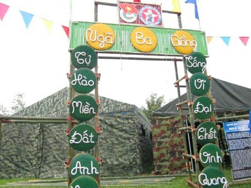 mẫu cổng trại đẹp