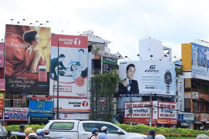 Bật mí 10 điều cần lưu ý để lựa chọn vị trí quảng cáo Billboard hiệu quả