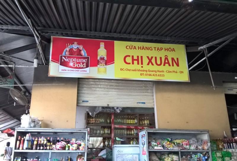 Địa chỉ làm biển quảng cáo tại Uông Bí