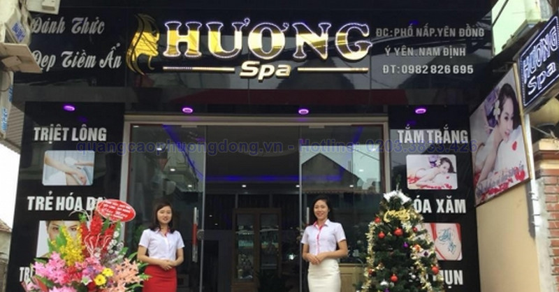 làm quảng cáo spa đẹp và độc tại Quảng Ninh