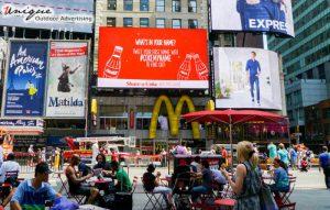 Top 5 Xu hướng quảng cáo ngoài trời sẽ thành Trend vào năm 2019