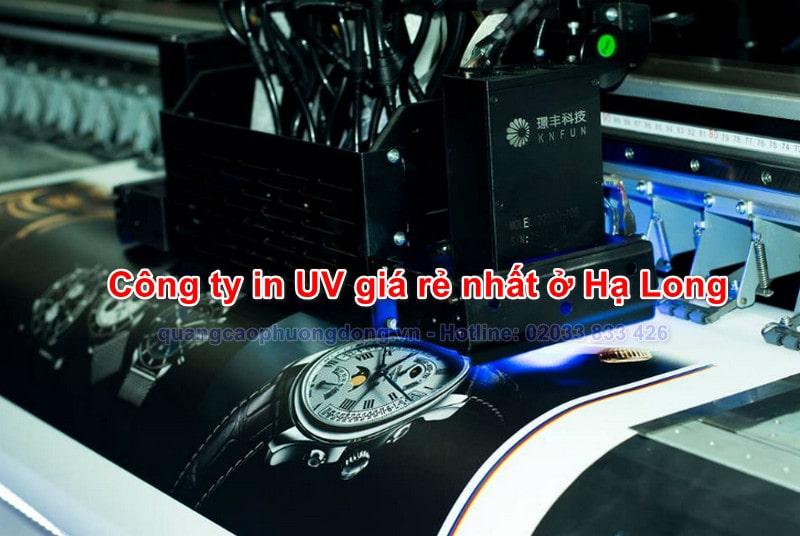 Công ty in UV giá rẻ nhất ở Hạ Long, Quảng Ninh