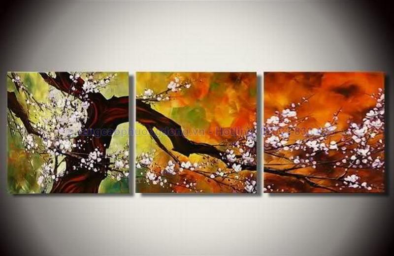 Tranh canvas là gì? Địa chỉ in tranh canvas giá rẻ tại Hạ Long