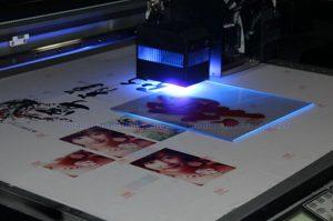 Ứng dụng của công nghệ in UV trong thực tế