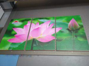 In UV trên gạch ốp tường tại Hạ Long, Quảng Ninh