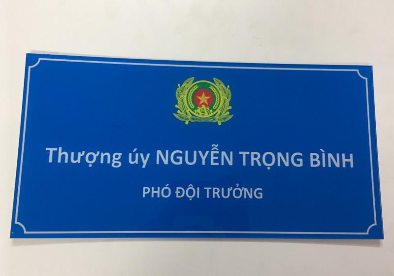 In UV trên mica tại Quảng Ninh giá rẻ, lấy ngay