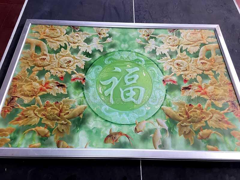 Nhận in tranh 3D tại Quảng Ninh giá rẻ, số lượng lớn