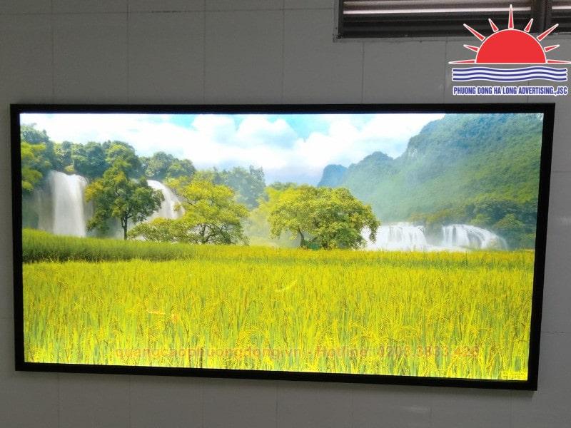 Địa chỉ làm tranh điện siêu mỏng tại Hạ Long, Quảng Ninh