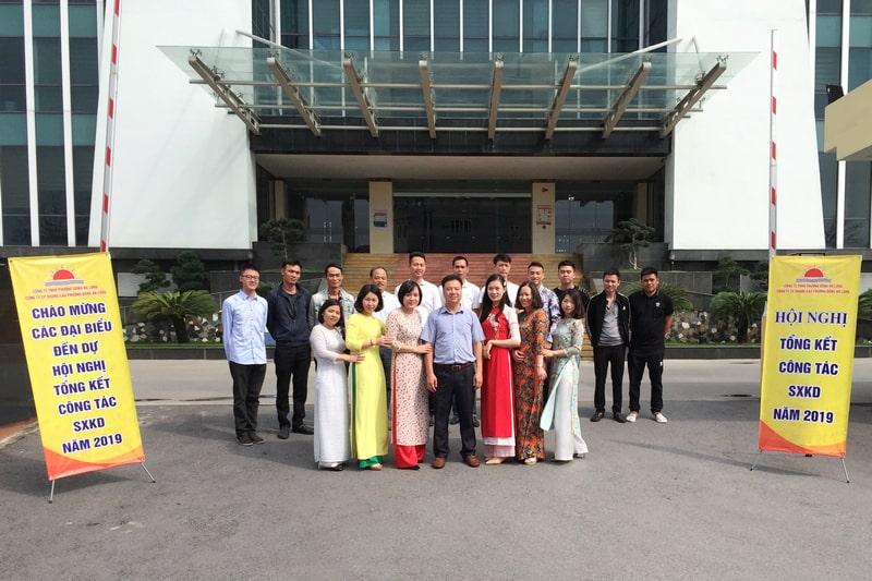 Hội nghị tổng kết công tác sản xuất kinh doanh năm 2019