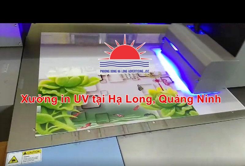 Xưởng in UV tại Hạ Long, Quảng Ninh