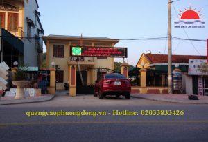 Địa chỉ làm biển quảng cáo tại Tiên Yên, Quảng Ninh uy tín nhất