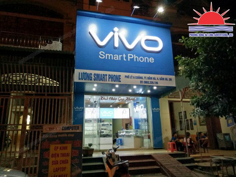 Địa chỉ làm biển quảng cáo tại Đầm Hà, Quảng Ninh