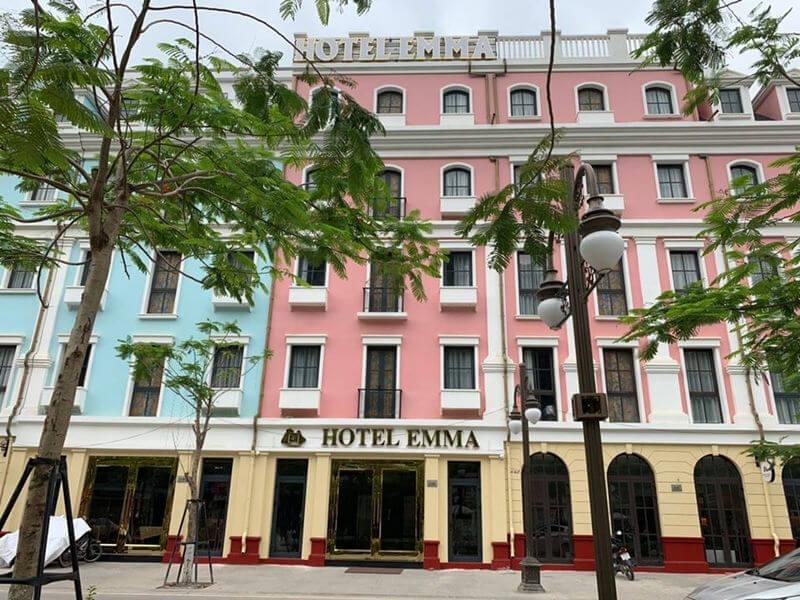 biển khách sạn đẹp ở Hạ Long