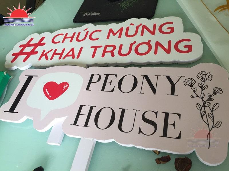 Hashtag khai trương cửa hàng hoa tại Hạ Long