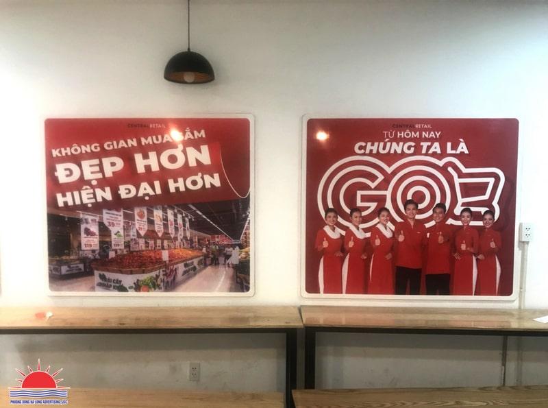 In tranh trang trí văn phòng Go Hạ Long