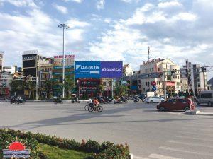 Cho thuê biển quảng cáo ngoài trời Quảng Ninh vị trí đẹp