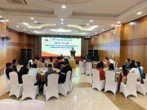 Hội nghị tổng kết sản xuất kinh doanh năm 2020-2021