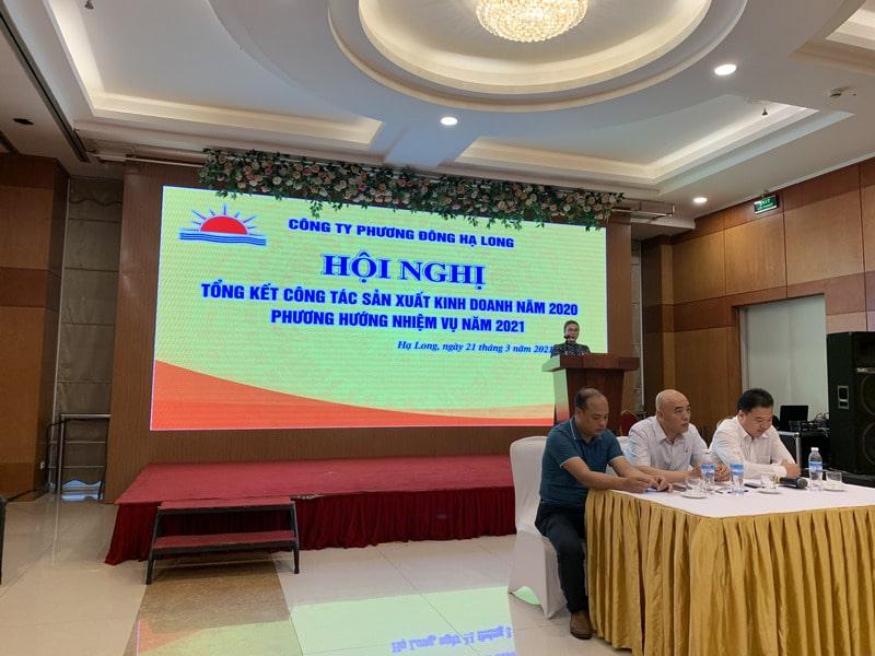 Chị Trần Thu Huyền - Kế toán báo cáo quỹ công đoàn