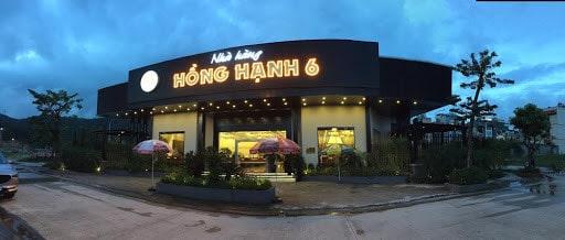 biển nhà hàng hải sản Hạ Long