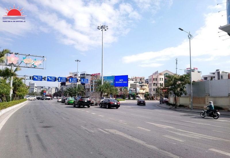 pano quảng cáo ngoài trời tại Hạ Long, Quảng Ninh